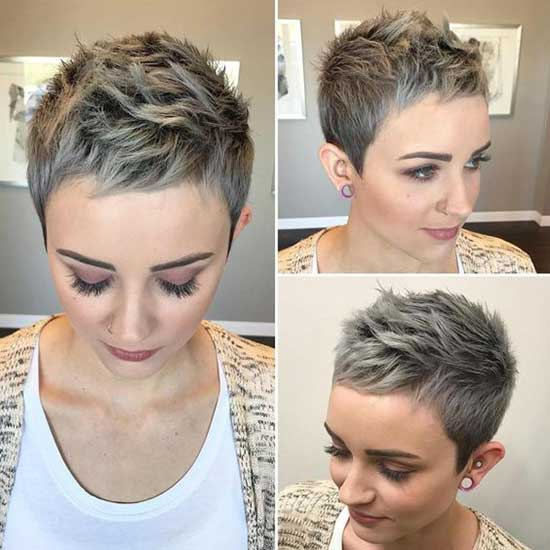 Super Short Female Haircuts-27