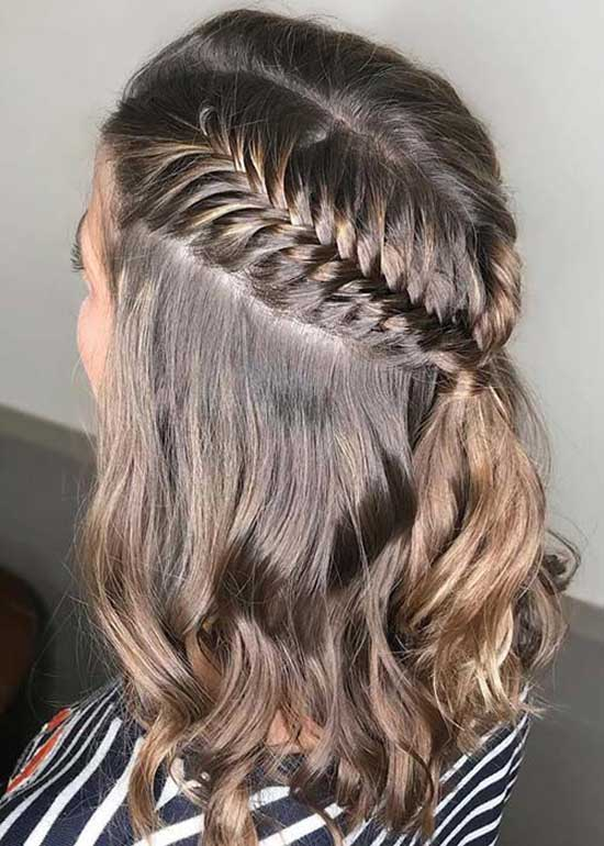 Cute Braids for Short Hair-13