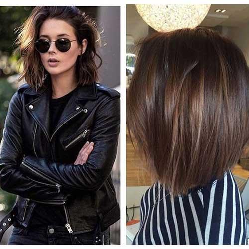 Cute Short Hair Color Ideas-13