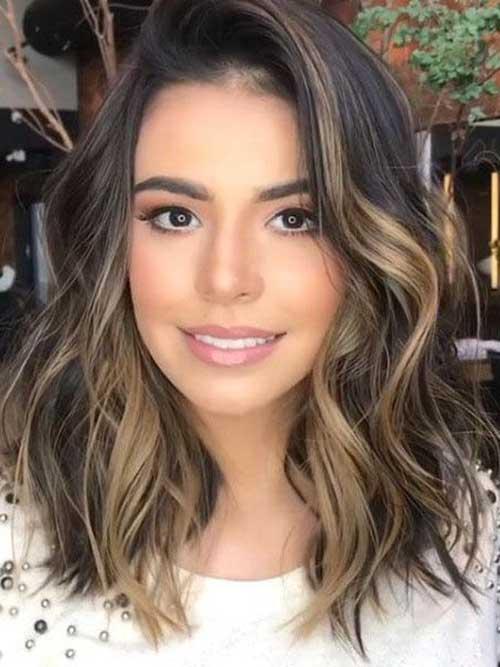 Cute Short Hair Color Ideas-14