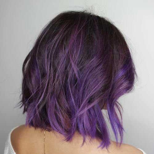 Cute Hair Color Ideas for Short Hair