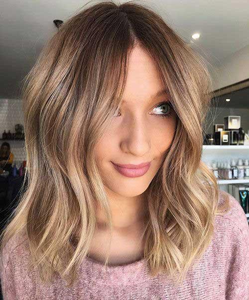 Cute Short Hair Color Ideas